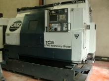 TORNO CNC CMZ TC30 FANUC 32i