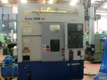 TORNO CNC DAEWOO LYNX 200A GANTRY