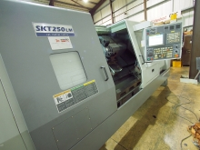 TORNO CNC HYUNDAI KIA SKT 250LM