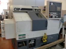 TORNO CNC CMZ TB67