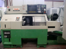 TORNO CNC MAZAK QUICK TURN 8
