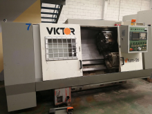 TORNO CNC VICTOR VTURN-26
