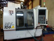 CENTRO MECANIZADO VERTICAL CNC YCM MV106A