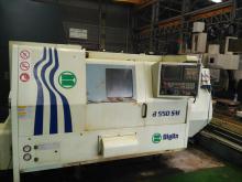 TORNO CNC BIGLIA B550-SM