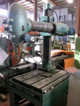 TALADRO RADIAL VOEST
