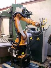ROBOT KUKA ZH16