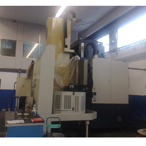 Vertical Lathe You Ji Model Vtl 1600 Atc C Ferrotall