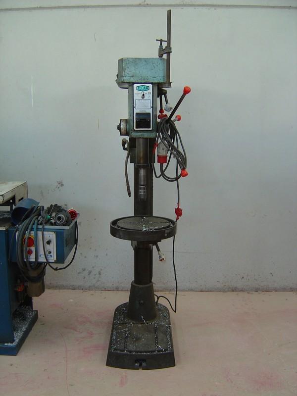 Taladro columna zudam ferrotall - Taladros de columna ...