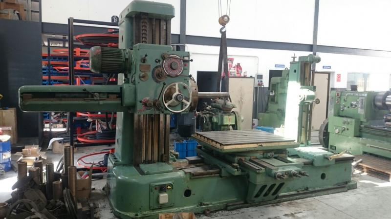 BORING MACHINE TOS H80