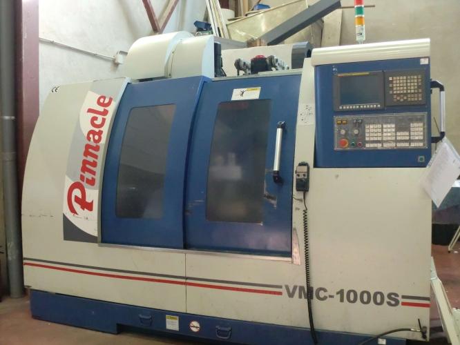 MACHINING CENTER PINNACLE VMC1000S