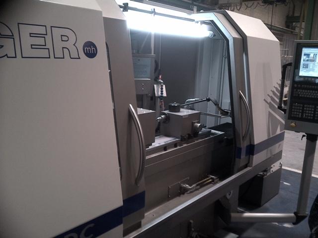 RECTIFICADORA GER C600 CNC