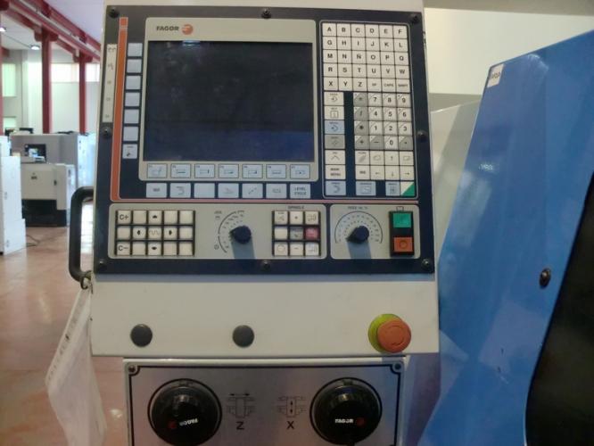TORNO PINACHO CNC TAURUS 260