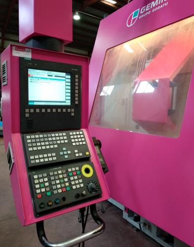 TORNO CNC GEMINIS GHT 6 - 1300