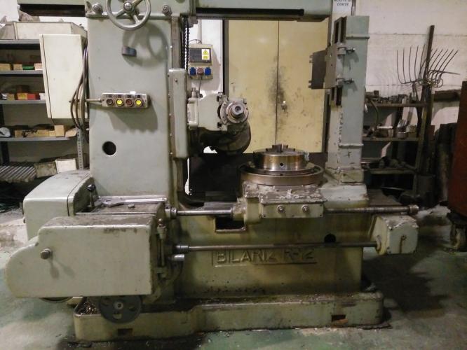 JOGGLING MACHINE BILARIZ R-12