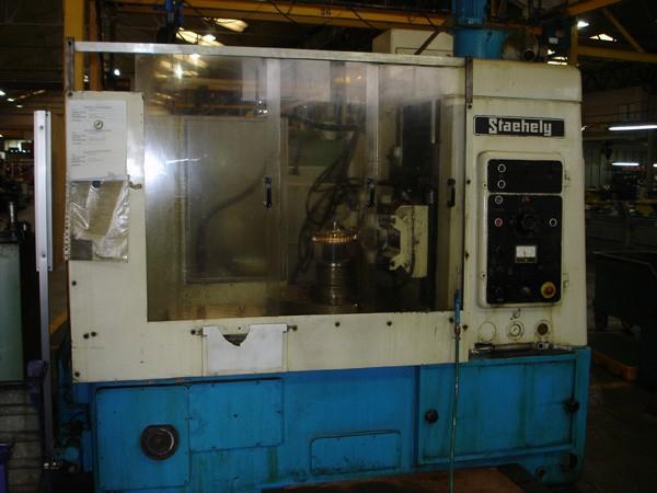 JOGGLING MACHINE STAEHELY SH 651