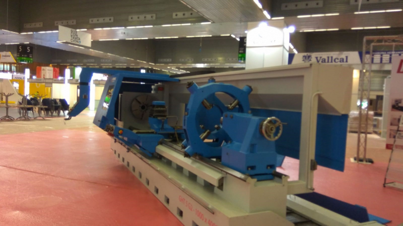 TORNO CNC GEMINIS GHT-5 G2X4000