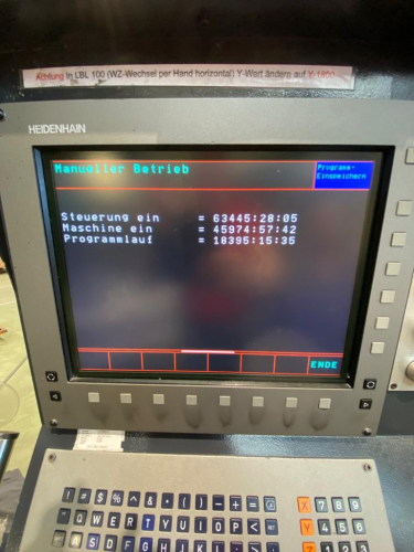 BRIDGE MILLING MACHINE CORREA FP 30 40