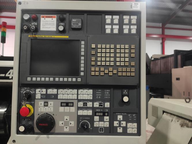 TORNO CNC CMZ TB-46M