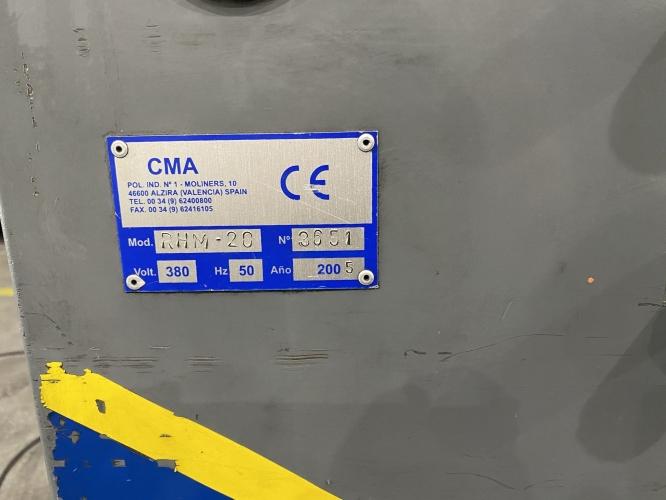 SCREW MACHINE CMA