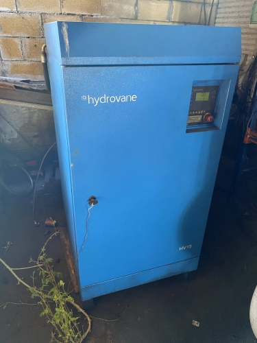 COMPRESSOR WITH DRYER HIDROVANE 15 KV