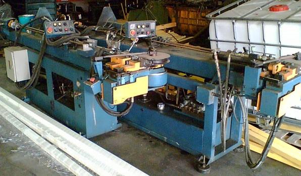 CURVADORA TEJERO  H-35 CNC