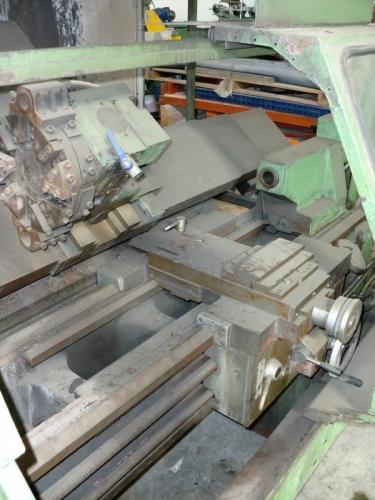 TORNO CUMBRE CNC
