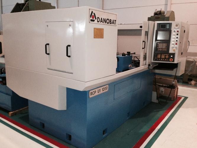 RECTIFICADORA CILINDRICA CNC DANOBAT RCP 1200 U1