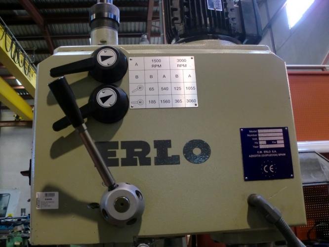 TAPPING MACHINE ERLO SHER-30