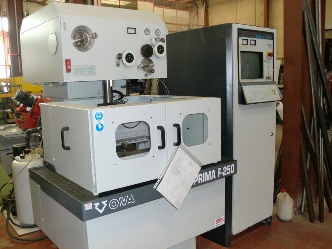 EDM MACHINE ONA PRIMA E-250