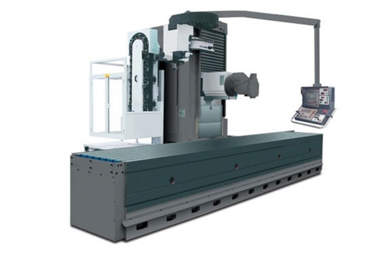 MOVING COLUMN BED TYPE MILLING MACHINE CORREA L-30/104