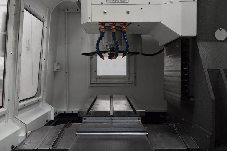 Cambiador de herramientas automático Centro de mecanizado CNC VMC 400