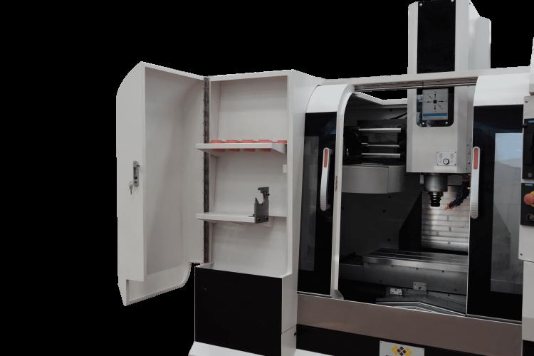 Centro de mecanizado CNC VMC 400