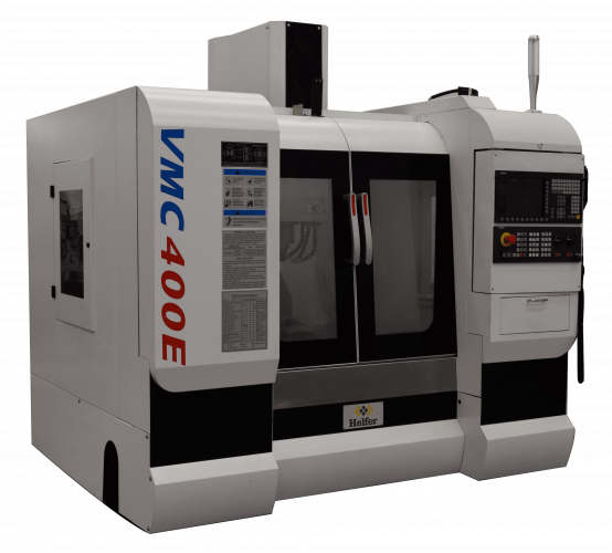 Centro de mecanizado HELFER VMC 400