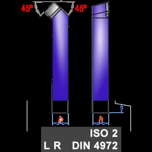 ISO2 DIN4972R