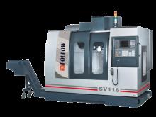 CENTRO DE MECANIZADO VERTICAL CNC FOLLOW SV116