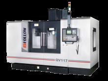 CENTRO DE MECANIZADO VERTICAL CNC FOLLOW QV117