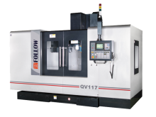 CENTRO DE MECANIZADO VERTICAL CNC FOLLOW QV127
