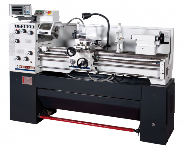 TORNO PARALELO HELLER LC360X1000