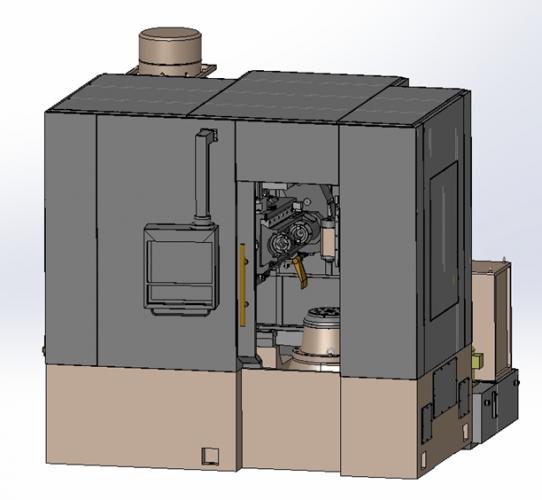 TALLADORA FOLLOW GH200/3 CNC