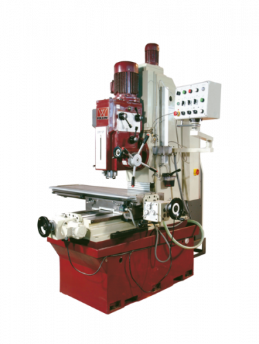 DRILLING MILLING MACHINE FOLLOW DM51-SP