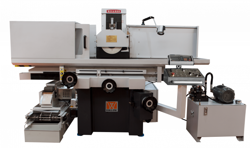 AUTOMATIC SURFACE GRINDER FOLLOW RSA800