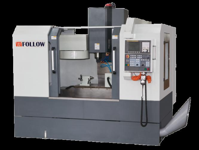 FRESADORA VERTICAL CNC FOLLOW MC850