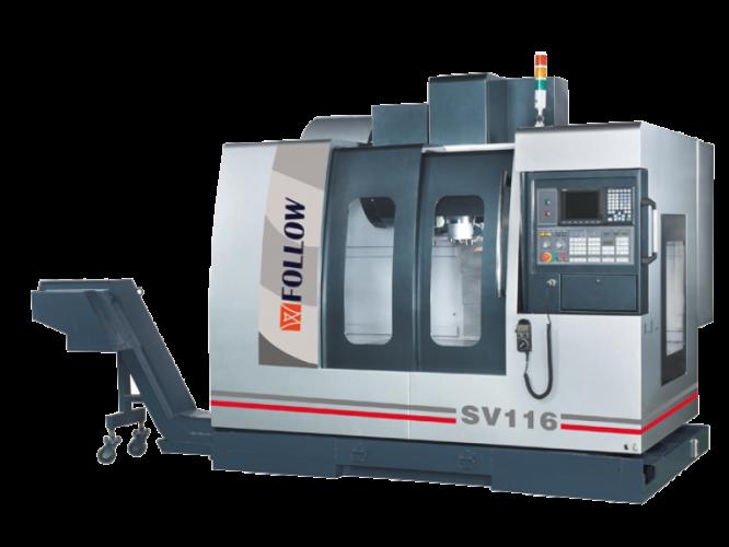 CENTRO DE MECANIZADO VERTICAL CNC FOLLOW SV126