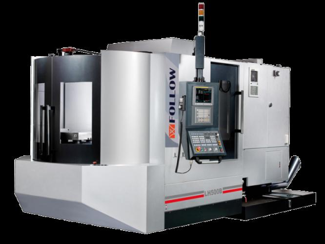 CENTRO DE MECANIZADO HORIZONTAL CNC FOLLOW LH500A