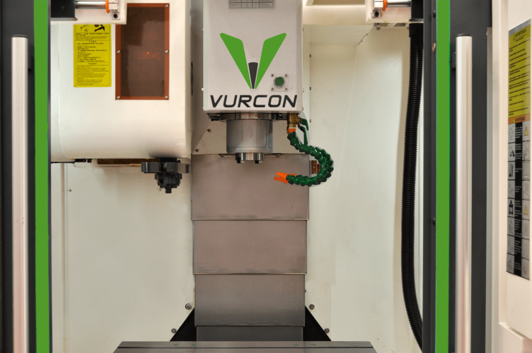 Centro de mecanizado Vurcon SVL-50