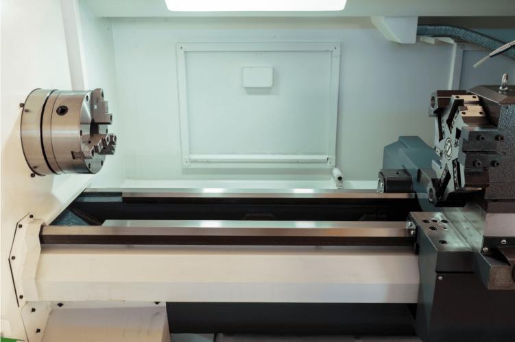 Vurcon PL-36 Flat bed lathe