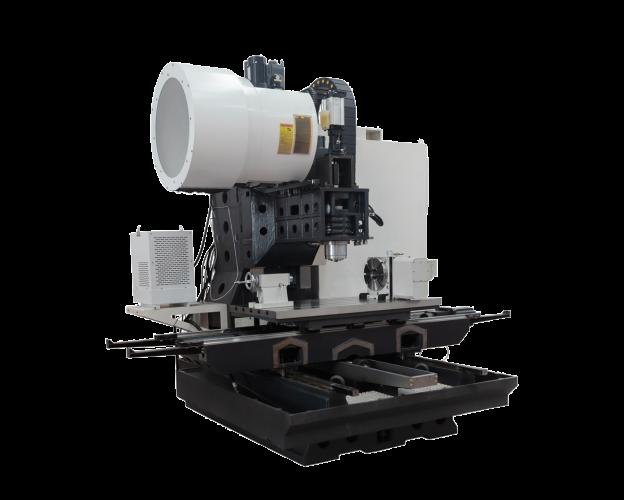 estrucutra-Centro de mecanizado Vurcon VL-127