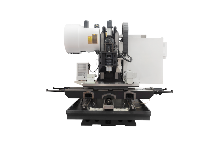 estructura-Centro de mecanizado Vurcon VL-127
