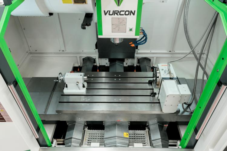 área mecanizado-Centro de mecanizado Vurcon VL-127