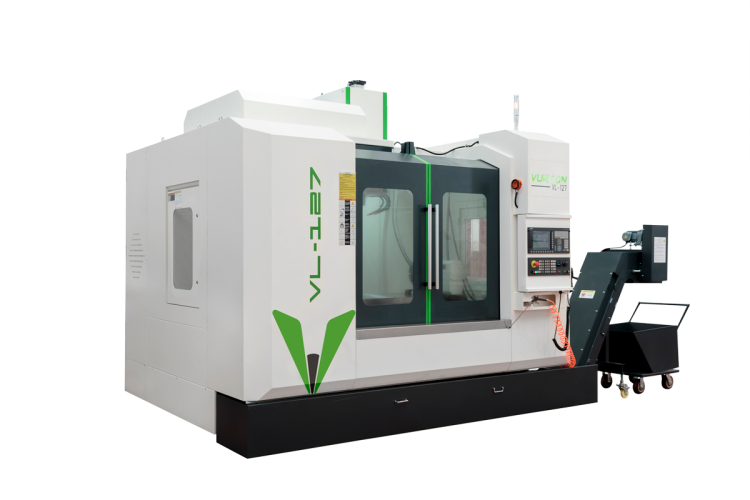 Centro de mecanizado Vurcon VL-127